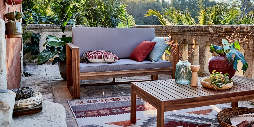 Comment fabriquer un salon de jardin en bois ?