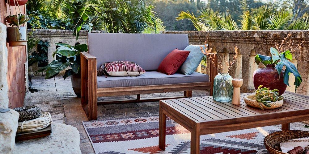 comment fabriquer un salon de jardin en bois. Black Bedroom Furniture Sets. Home Design Ideas